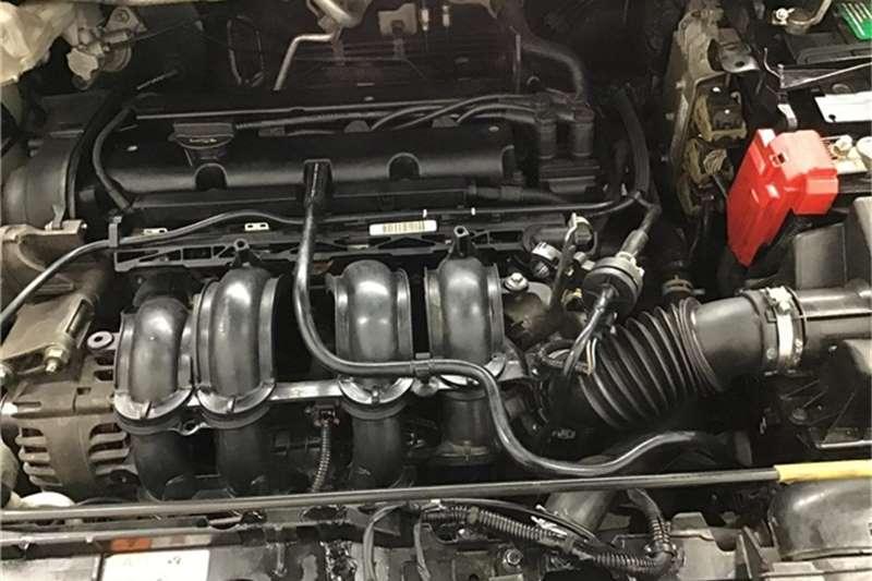 Ford Fiesta 5-door 1.4 Ambiente 2015