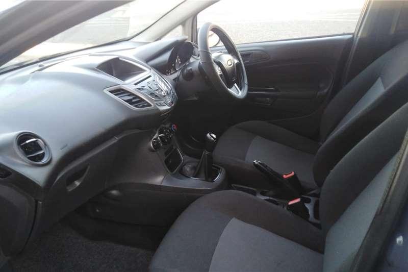 Used 2015 Ford Fiesta 5 door 1.4 Ambiente