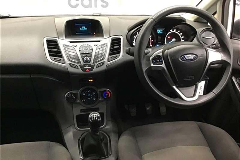 2015 Ford Fiesta Fiesta 5-door 1.4 Ambiente