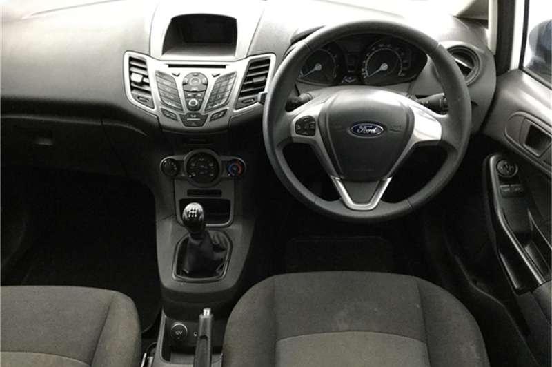Ford Fiesta 5-door 1.4 Ambiente 2016