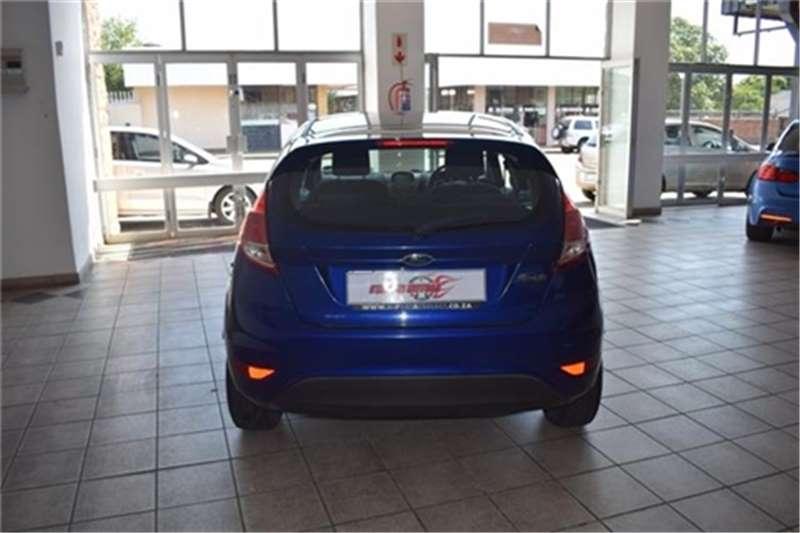Ford Fiesta 5 door 1.4 Ambiente 2016