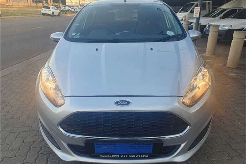 Used 2016 Ford Fiesta 5 door 1.4 Ambiente