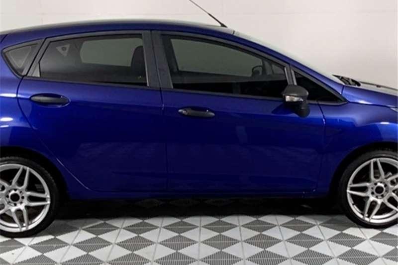 2016 Ford Fiesta Fiesta 5-door 1.4 Ambiente