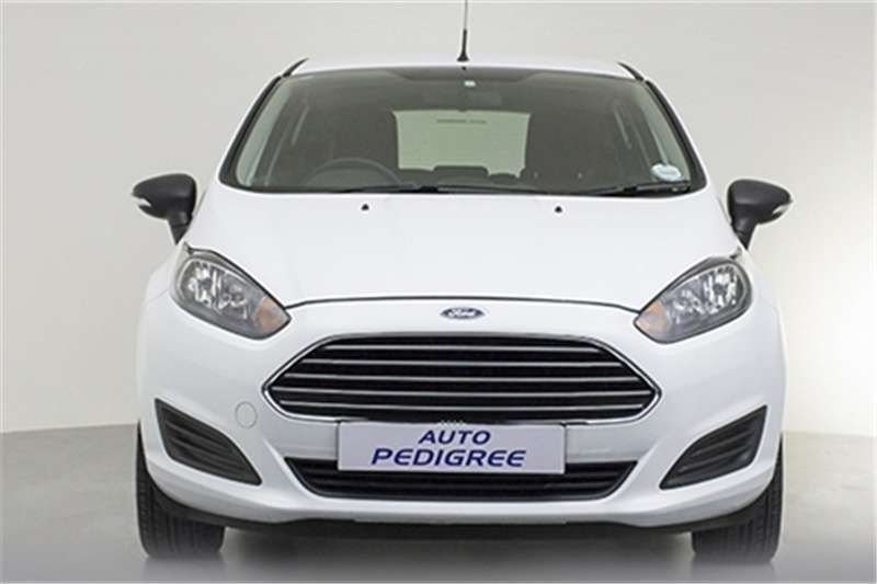 Ford Fiesta 5-door 1.4 Ambiente 2017