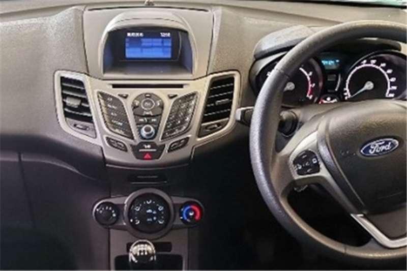 Ford Fiesta 5-door 1.4 Ambiente 2017