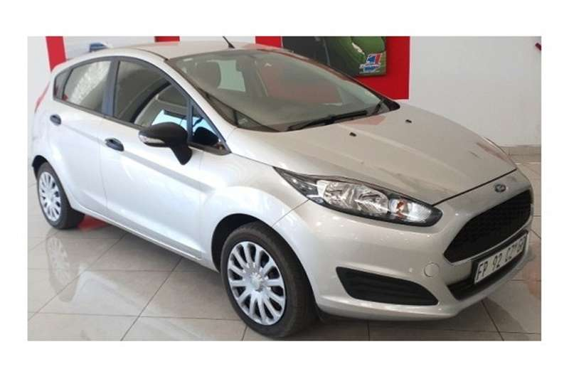 Ford Fiesta 5 door 1.4 Ambiente 2017