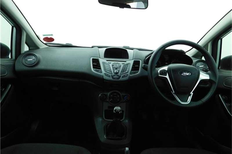 Ford Fiesta 5 door 1.4 Ambiente 2017