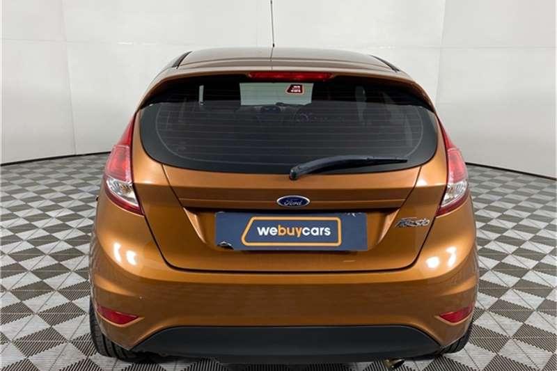 2017 Ford Fiesta Fiesta 5-door 1.4 Ambiente