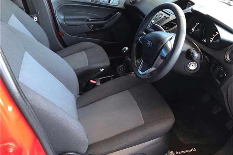 Used 2017 Ford Fiesta 5 door 1.4 Ambiente