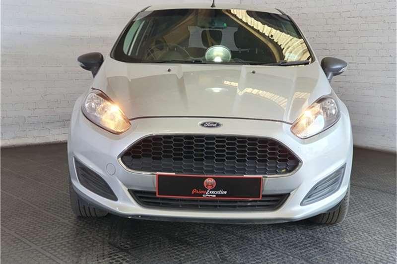 Ford Fiesta 5-door 1.4 Ambiente 2018