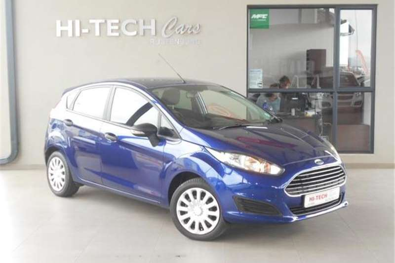 Ford Fiesta 5 door 1.4 Ambiente (aircon+audio) 2015