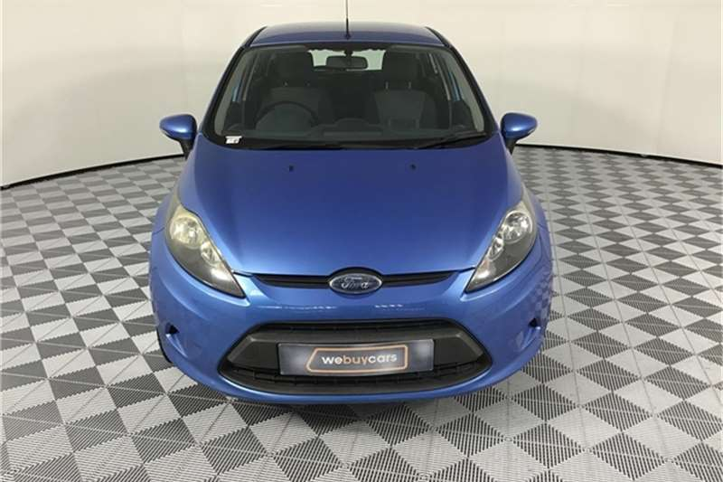 Ford Fiesta 5 door 1.4 Trend 2009
