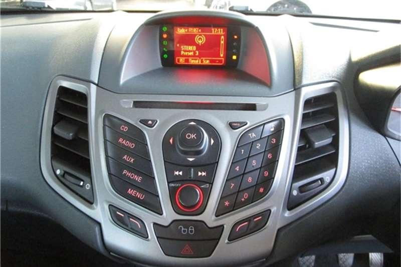 Ford Fiesta 5 door 1.4 Trend 2010