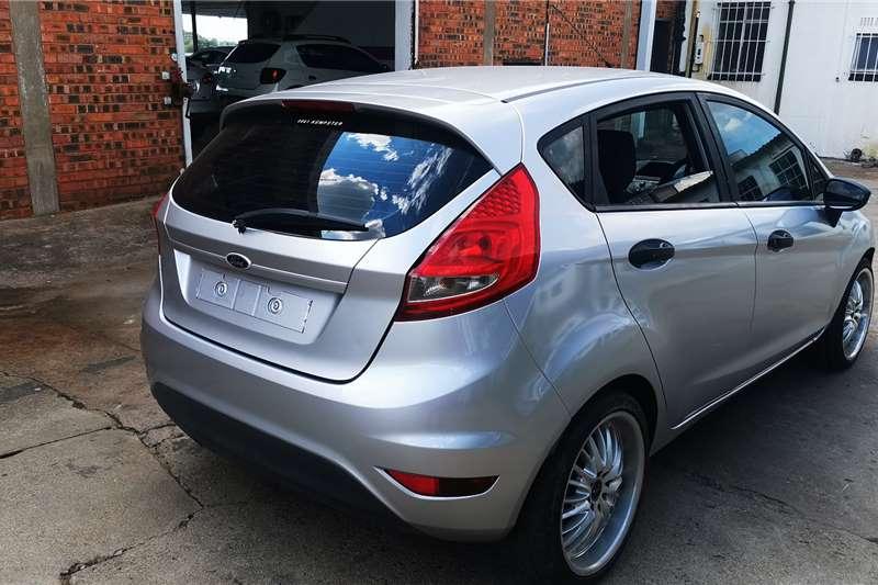 Ford Fiesta 5 door 1.4 Trend 2012
