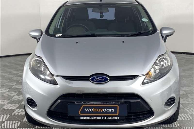 2012 Ford Fiesta Fiesta 5-door 1.4 Trend