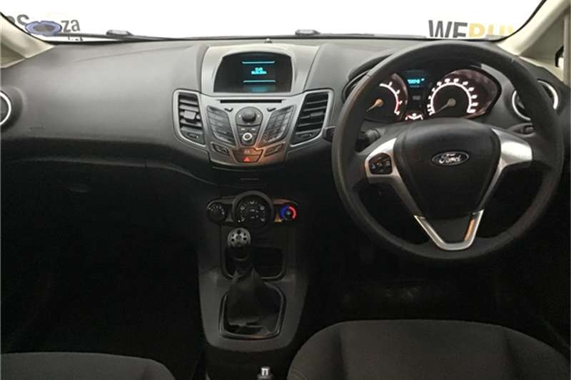 Ford Fiesta 5-door 1.4 Trend 2013