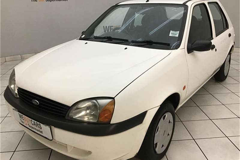 Ford Fiesta 5 door 1.4 Trend 2013