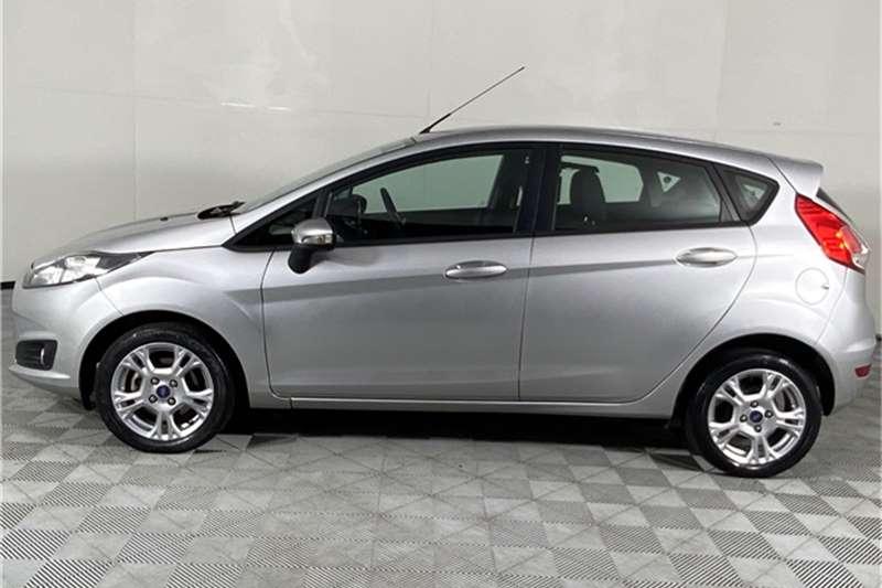 2013 Ford Fiesta Fiesta 5-door 1.4 Trend