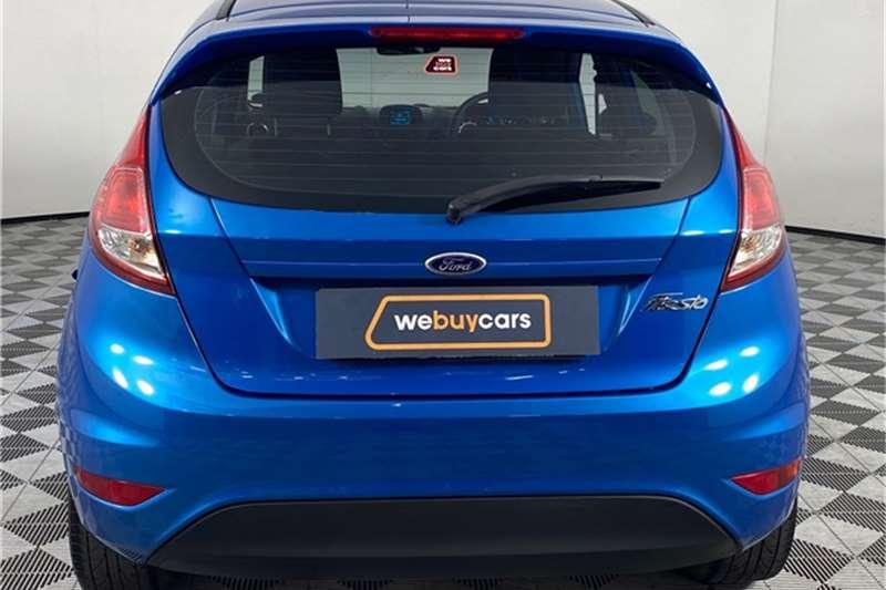 Used 2013 Ford Fiesta 5 door 1.4 Trend