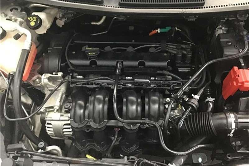 Ford Fiesta 5-door 1.4 Trend 2014