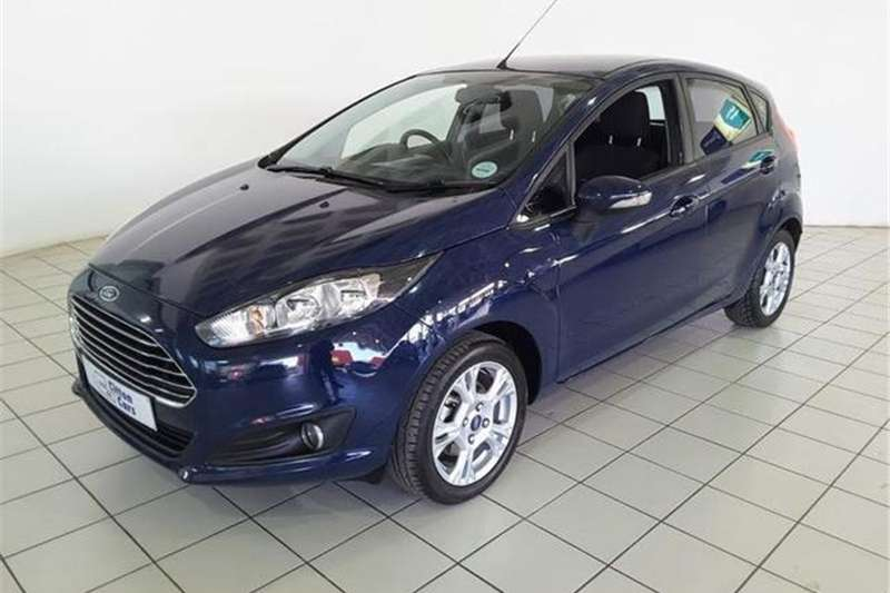 Ford Fiesta 5 door 1.4 Trend 2014