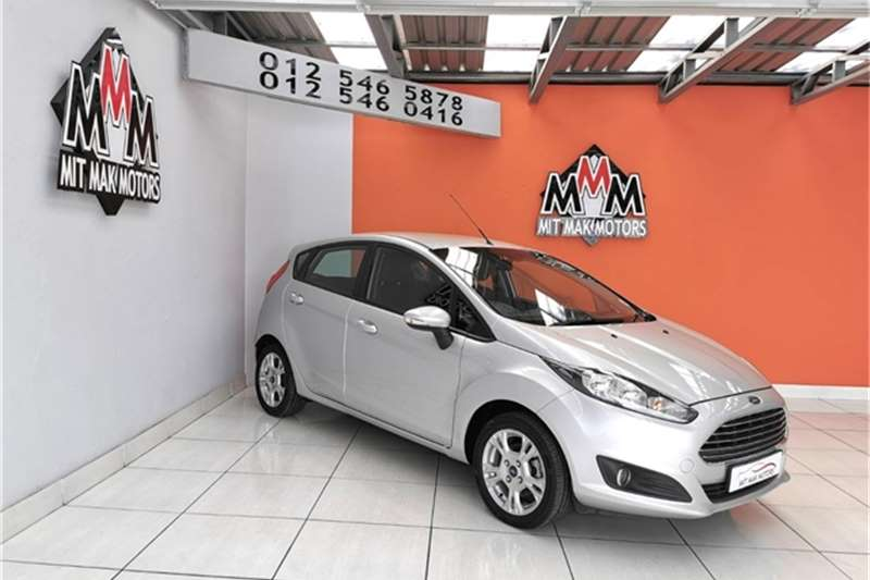 Ford Fiesta 5 door 1.4 Trend 2014