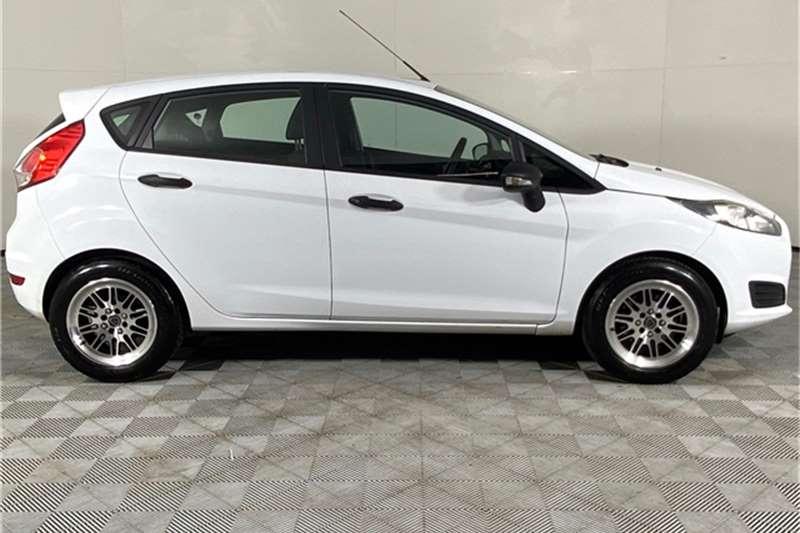 2014 Ford Fiesta Fiesta 5-door 1.4 Trend