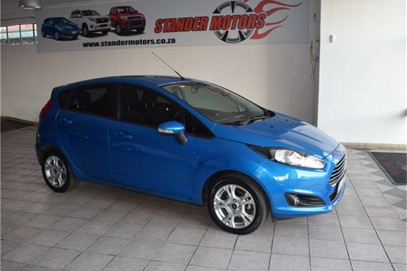Ford Fiesta 5 door 1.4 Trend 2015