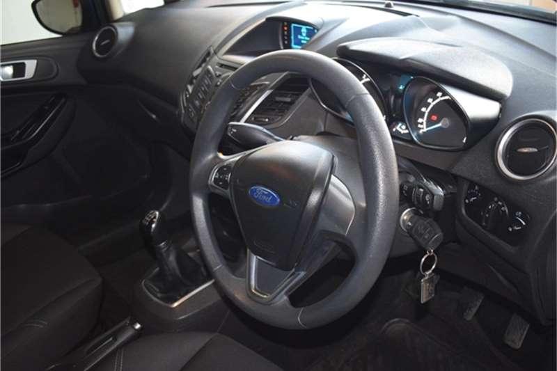 Ford Fiesta 5-door 1.4 Trend 2015