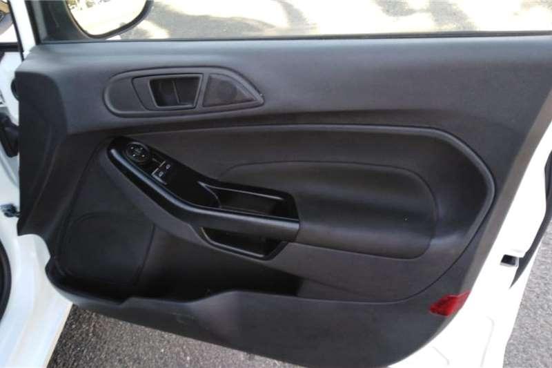 Used 2015 Ford Fiesta 5 door 1.4 Trend