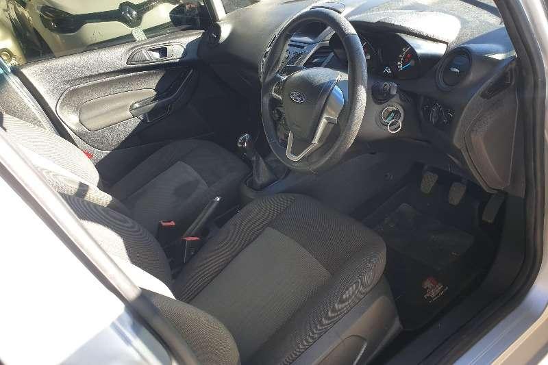 Used 2016 Ford Fiesta 5 door 1.4 Trend
