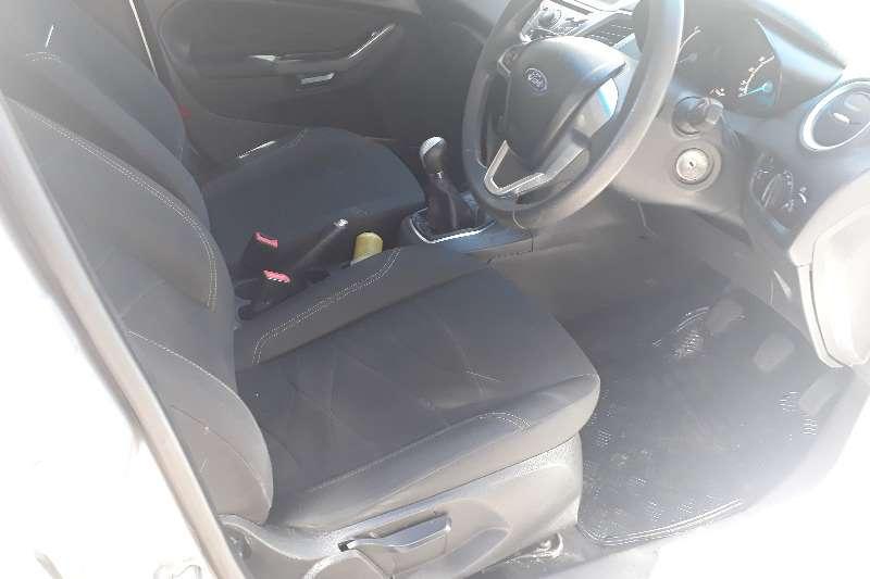 Ford Fiesta 5 door 1.5TDCi Ambiente 2013