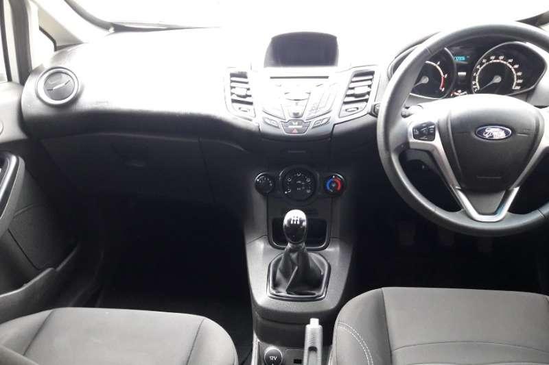 Ford Fiesta 5 door 1.5TDCi Ambiente 2017