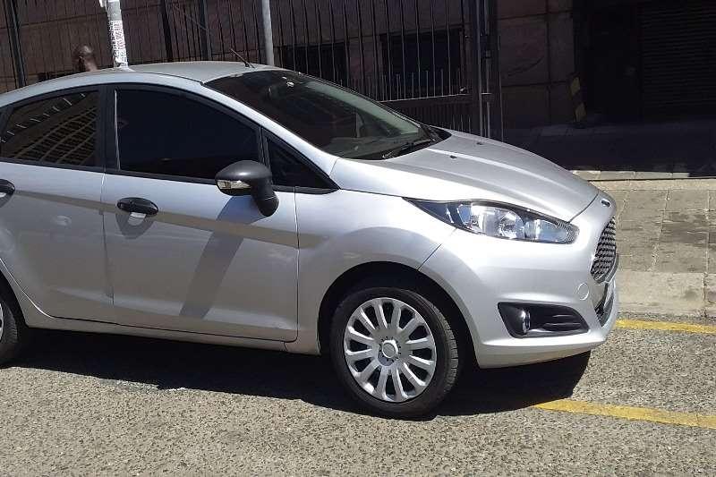 Used 2017 Ford Fiesta 5 door 1.5TDCi Ambiente