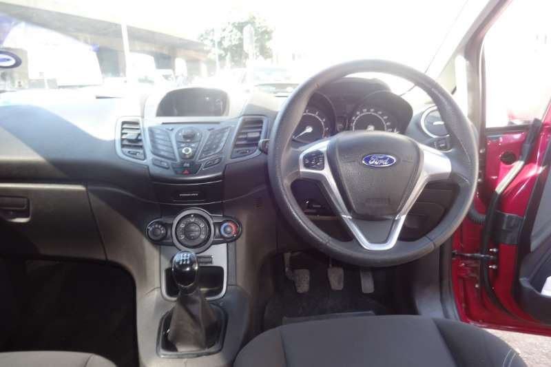 Ford Fiesta 5 door 1.5TDCi Ambiente 2018