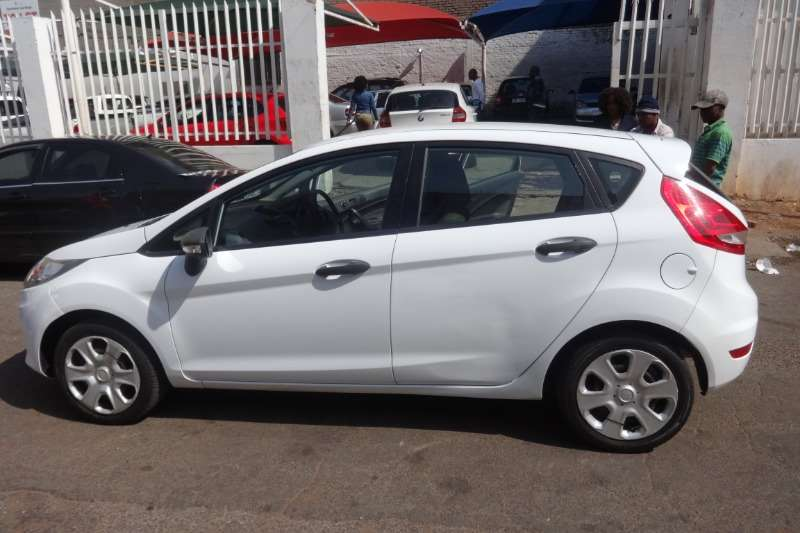 Ford Fiesta 5 door 1.5TDCi Trend 2013