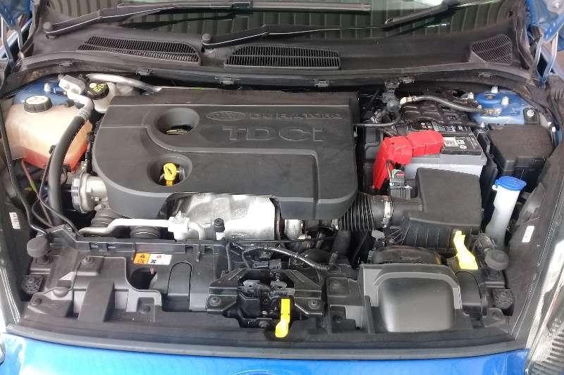 Ford Fiesta 5 door 1.5TDCi Trend 2015