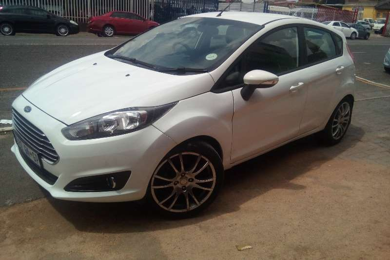Ford Fiesta 5 door 1.5TDCi Trend 2015