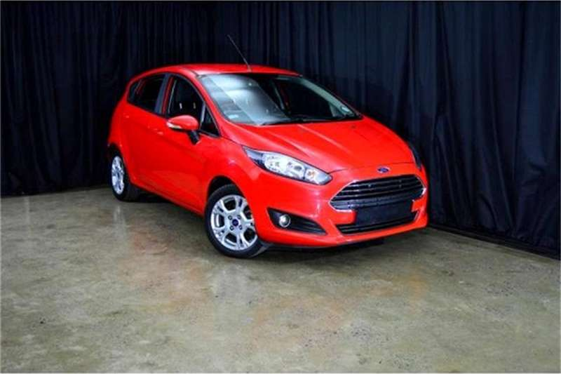 Ford Fiesta 5 door 1.5TDCi Trend 2016