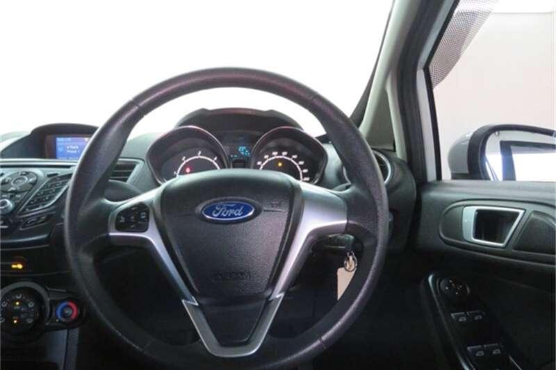 Ford Fiesta 5 door 1.5TDCi Trend 2016
