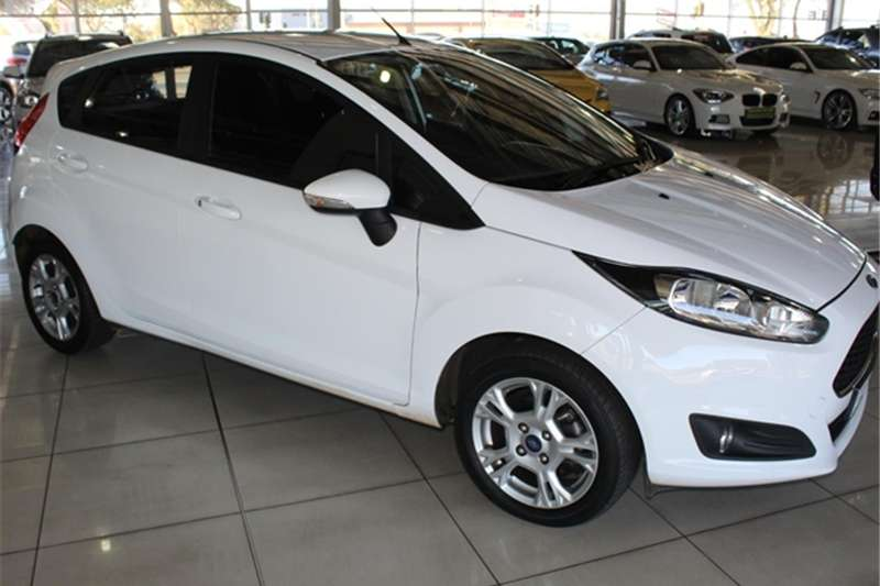 Ford Fiesta 5 door 1.5TDCi Trend 2017