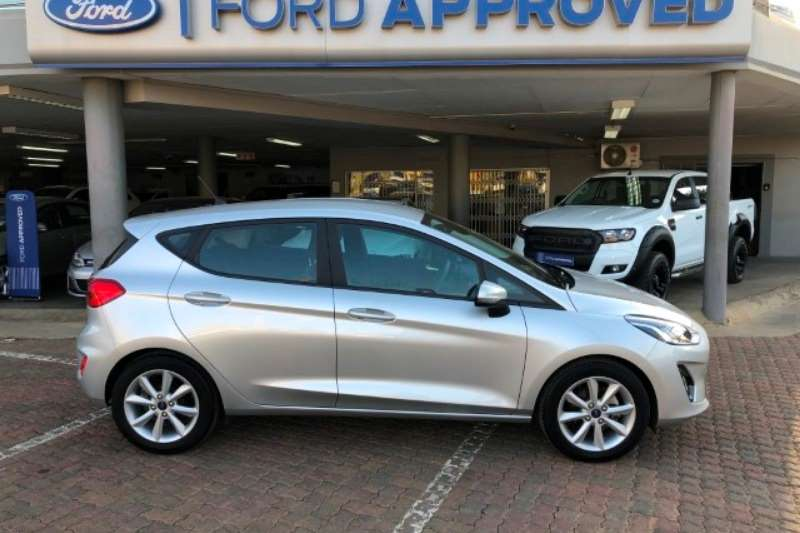 Ford Fiesta 5 door 1.5TDCi Trend 2018