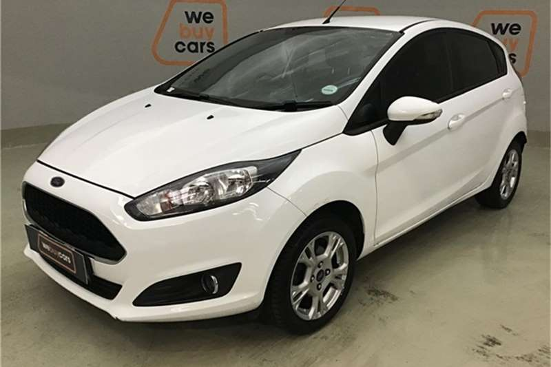 Ford Fiesta 5-door 1.5TDCi Trend 2018