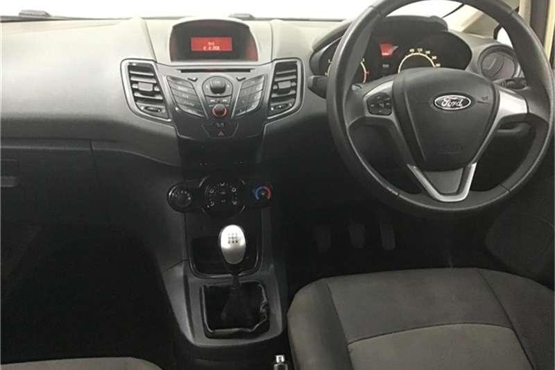 Ford Fiesta 5-door 1.6 Ambiente 2009