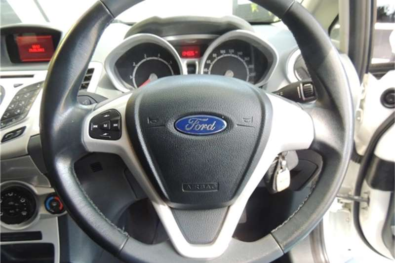 Ford Fiesta 5 door 1.6 S 2012