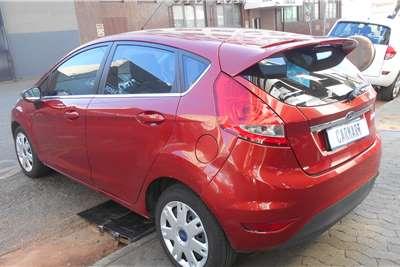 Ford Fiesta 5 door 1.6 Titanium 2009