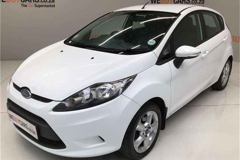 Ford Fiesta 5 door 1.6 Trend 2009