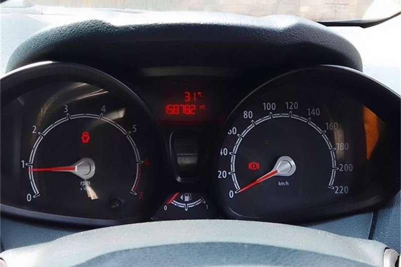 Used 2012 Ford Fiesta 5 door 1.6 Trend
