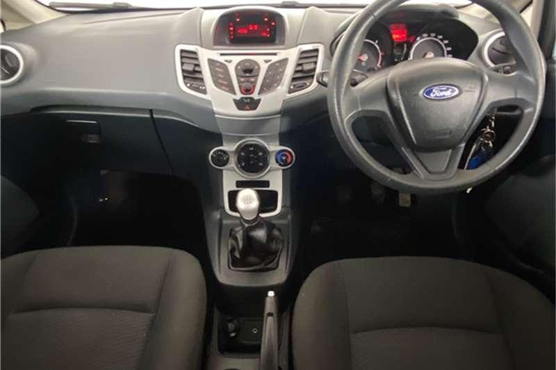 2011 Ford Fiesta Fiesta 5-door 1.6TDCi Ambiente
