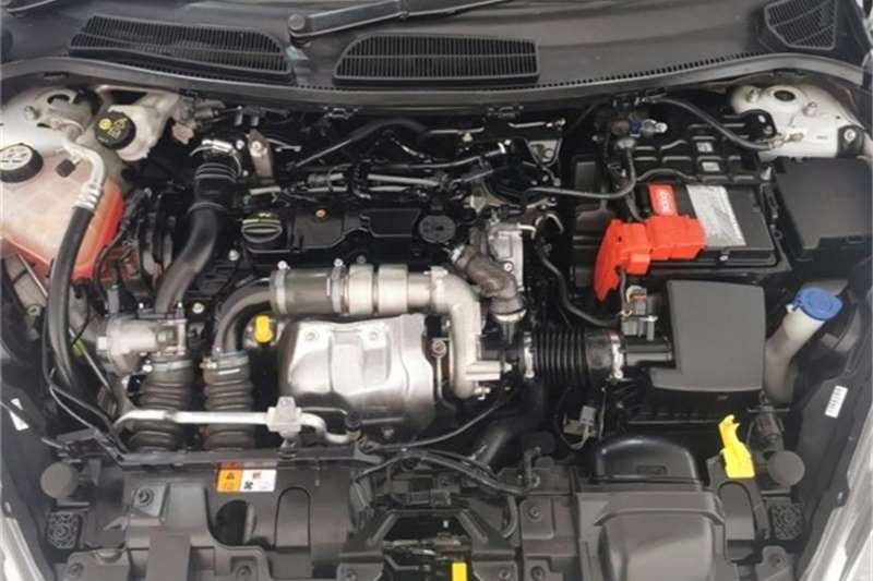 Ford Fiesta 5-door 1.6TDCi Trend 2013